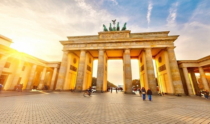 Berlin Germany City State