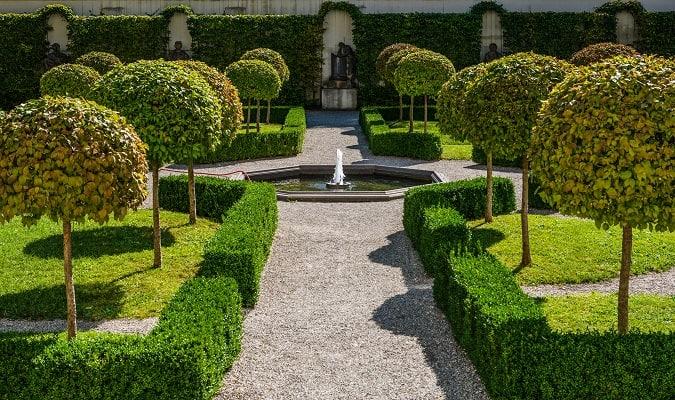 Bothanical Garden Augsburg