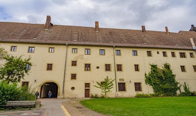 Lutherhaus Wittenberg Germany