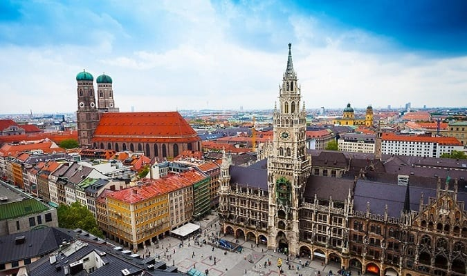 Munich Germany Bavaria