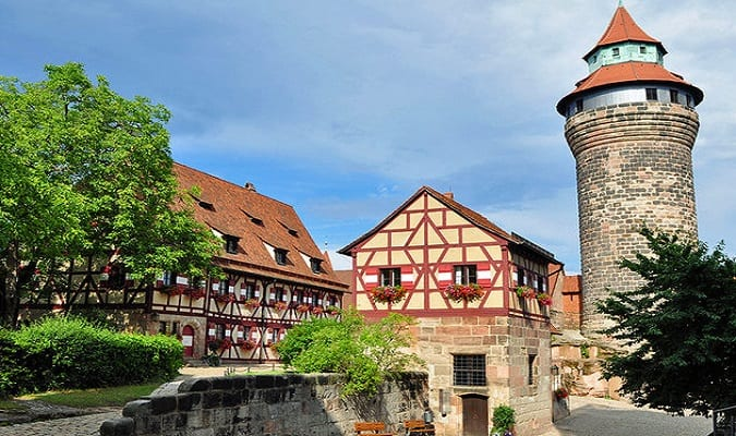 Nuremberg Germany Bavaria