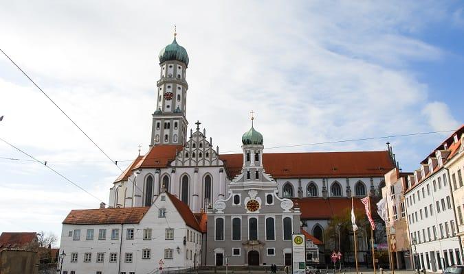 Sankt Ulrich Augsburg