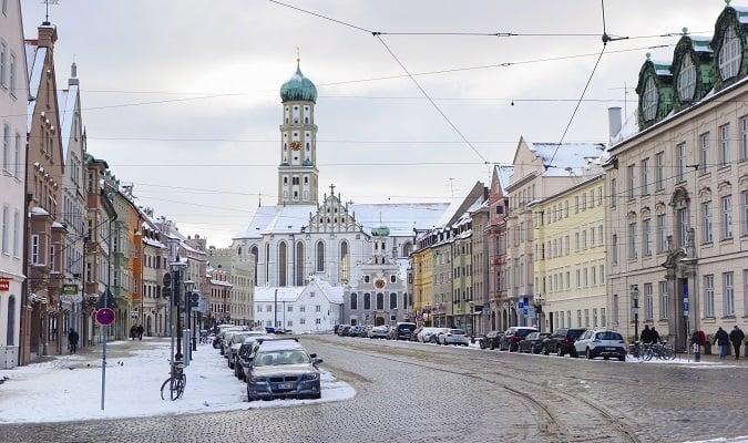 Augsburg Germany Itinerary