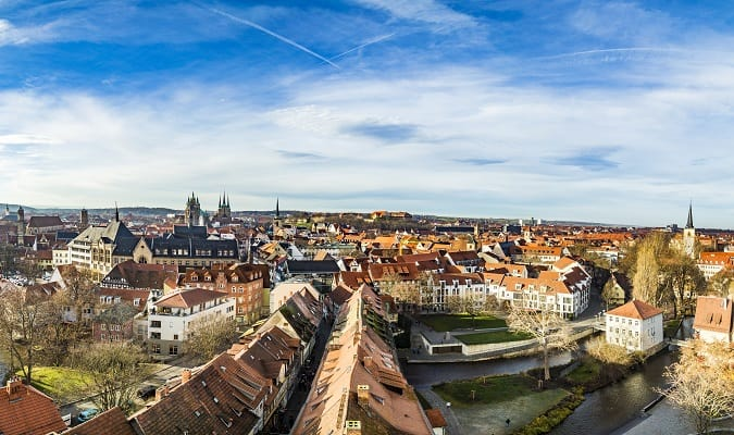 Erfurt Germany