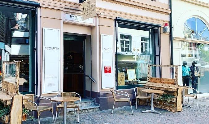 Kaffeehaus in Baden-Baden