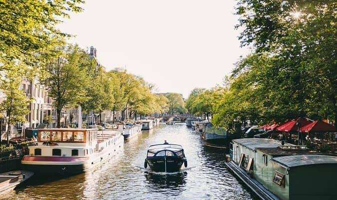 Frankfurt or Amsterdam?