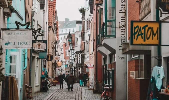 Bremen, a perfect day trip from Hannover