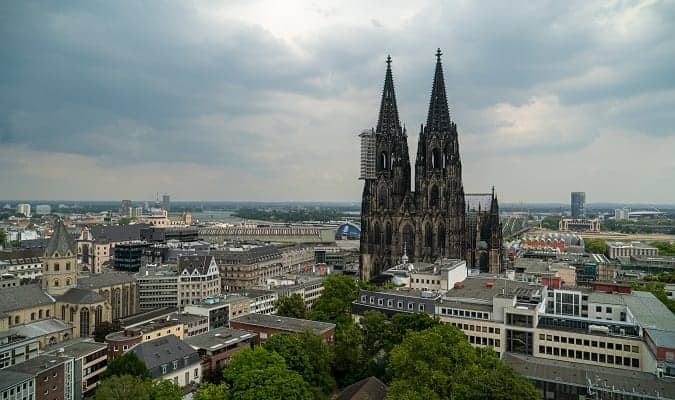 Cologne the fourth largest city in Germany