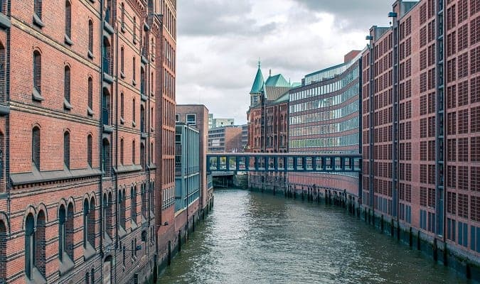 Hamburg, second largest city in Germany