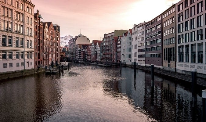 Hamburg one of the most popular destinations in Germany