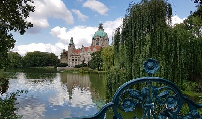 Hannover in Germany