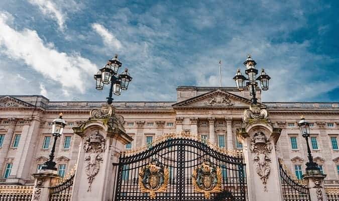 Palace in London