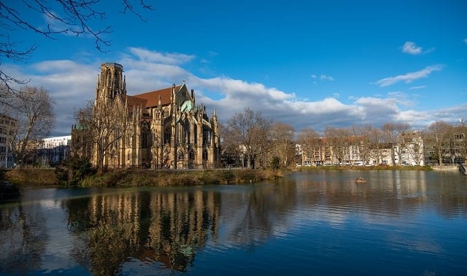 Stuttgart one of the most popular destinations in Germany