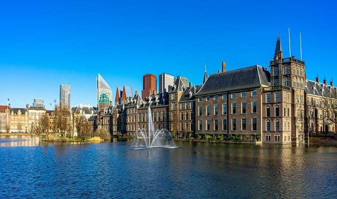 The Hague, day trip from Amsterdam