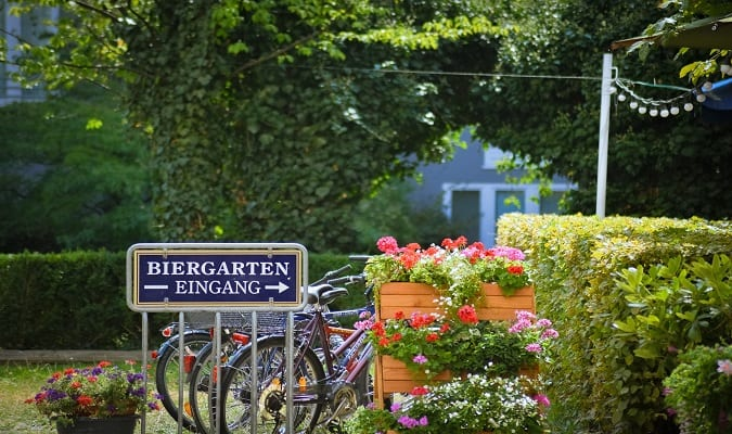 Germany is famous for its beers, and going to an authentic Beer Garden (Biergarten) is one of the top things to do in Munich.