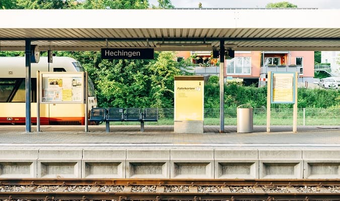 Popular Train Routes in Germany