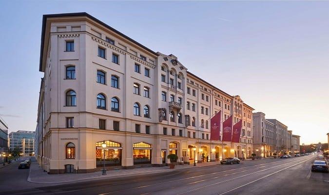 Best Luxury Hotels in Munich - ©Vier Jahreszeiten Kempinski München